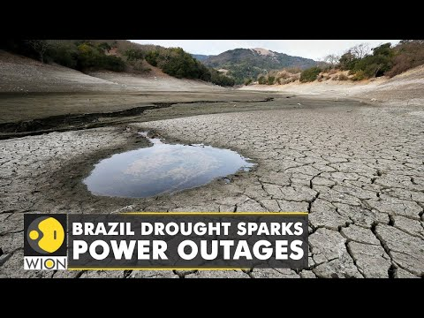 Brazil: Drought hits hydropower plants, Bolsonaro asks people to cut down on power consumption
