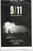 One Day in America ~ 9-11 (NGC, 2021) - NGM mailer envelope Ad