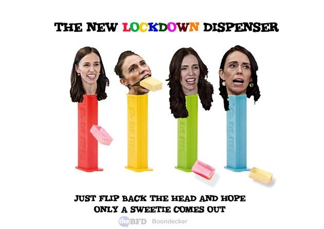 LockdownDispenser