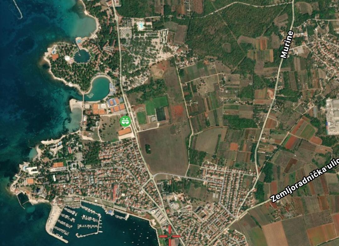 Građevinsko Zemljište Murine, Umag, Istra