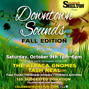 Downtown Sounds Fall Edition