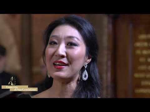 Vittoria Yeo. W.A. Mozart. Laudate Dominum K339. 27.01.2021, Duomo di Modena.