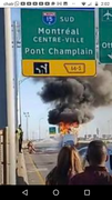 Exit 66, autoroute 40 Montreal