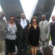 NVCLR Board of Directors at the Vietnam Memorial on Long Wharf