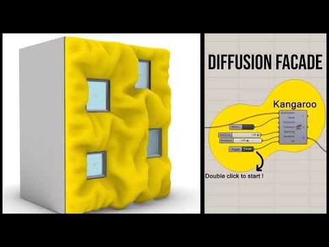 Diffusion Facade