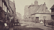 Thomas Annan - Old Closes and Streets Photo Trail