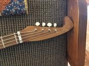 Short Scale Cigar Box Bass