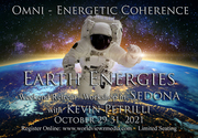 Omini-Energetic Coherence: Earth Energies With Kevin Petrilli Oct 29-31