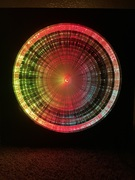 "Weschka Wall lamp ""Magic eye""03"