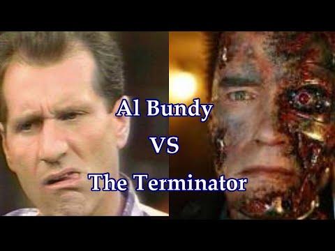 Al Bundy VS Terminator - My First Impression Video