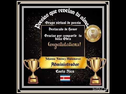 premios poesía recibidos