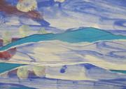 More Blue islands