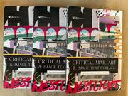 Critical Mail Art & Image Text Collage exhibition + catalogue