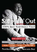 STEPPIN' OUT with Tony Smith and Paul Garoghan