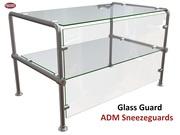 ED20 Glass Guard – Sneeze Guards – ADM Sneezeguards