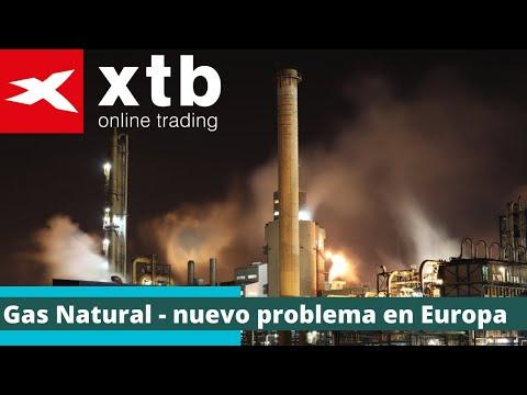 Gas Natural, nuevo problema en Europa - Pablo Gil