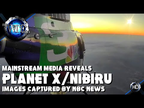 Mainstream Media Reveals the Planet X Nibiru System