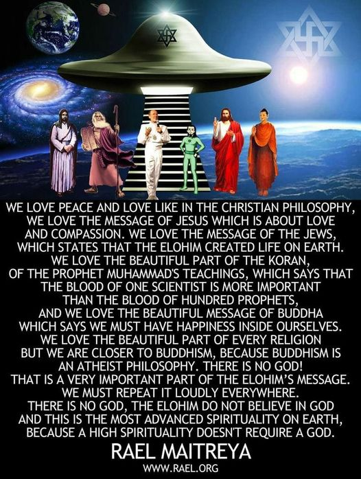 A woo woo religion!