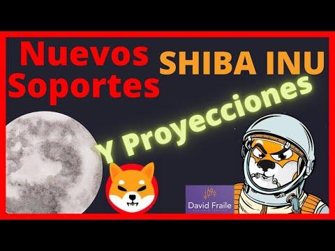 SHIBA INU, Nuevos soportes y proyecciones en SHIB