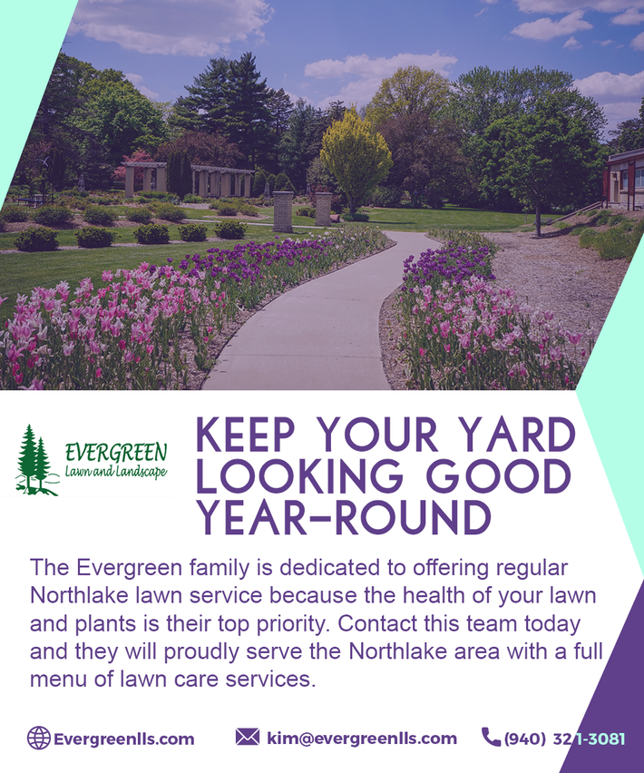Full service lawn care Northlake by the professional team