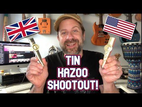 Tin Kazoo Shootout: US vs UK