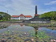 MALANG in Oost-Java