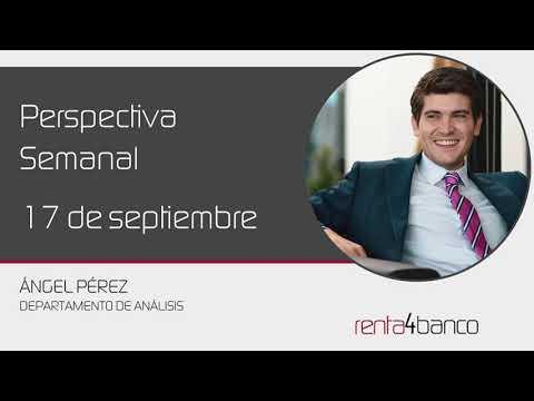 Video Analisis: Perspectivas semanales en mercados financieros y bolsas. Pendientes esta semana de Bancos Centrales y de previsiones de la OCDE