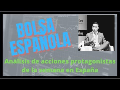 Análisis TÉCNICO de ACCIONES protagonistas en España