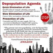 The Three Evil Pillars of Jewish Depopulation Agendas