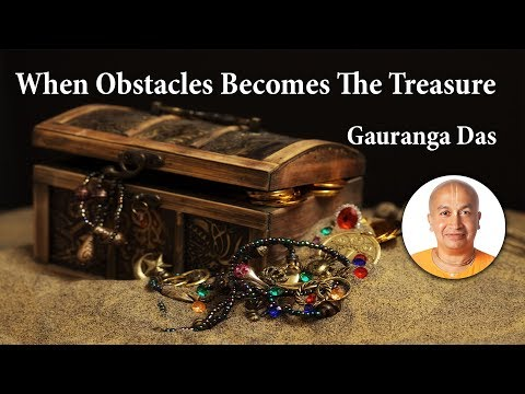 When obstacles becomes the treasure