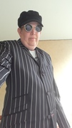 This is my new Mod Blazer Suit