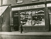 A Curator's Walking Tour: Around Fred Fisk's Tottenham