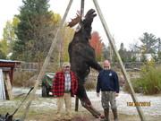 2016 Moose hunt