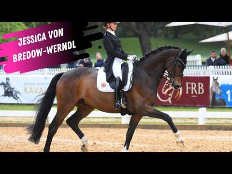 Jessica von Bredow-Werndl & Ferdinand - Spectacular Grand Prix Special At CDIO Aachen