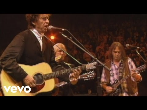 Bob Dylan - My Back Pages (From the 30th Anniversary Concert) (Version 2)