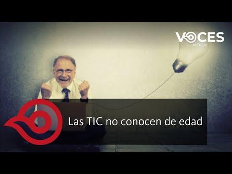 Las TIC no conocen de edad   Día Personas Adultas Mayores por Marina San Martín