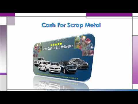 Advantages Of Hiring A Cash For Cars Service