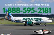 1-888-595-2181 Frontier Airlines Flight Booking on HolidayGlobes