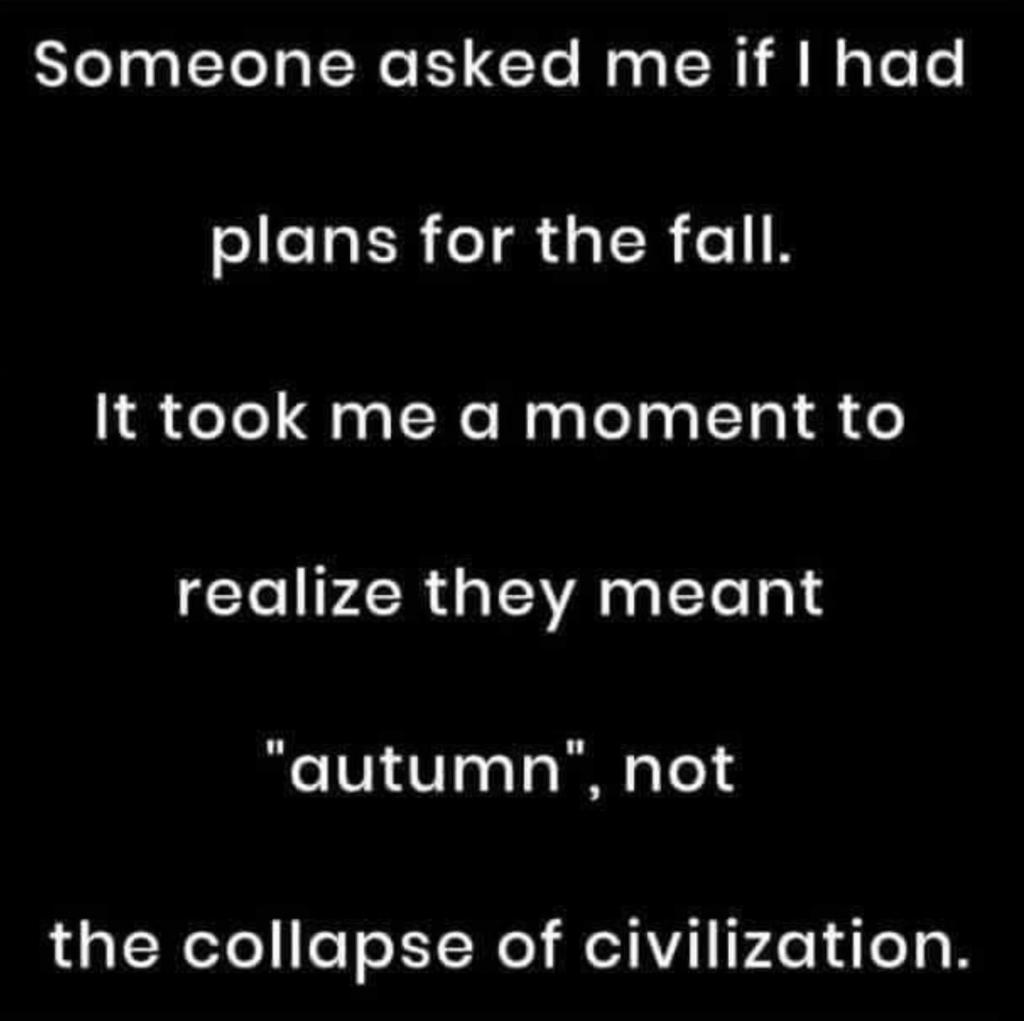 Ooooppps,Rethinking the So Called Fall