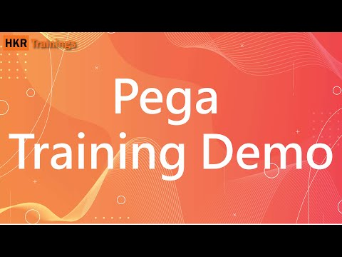 Pega Course | Pega Online Training Course | Pega Tutorial for Beginners - HKR Trainings