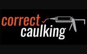 correct caulking