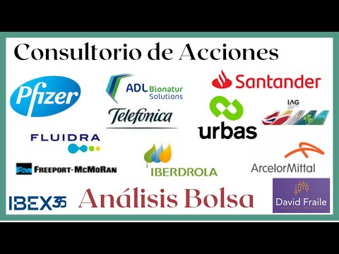 Consultorio de Bolsa - Acciones Santander, Telefónica, Iberdrola, Urbas, ADL Bionatur y más