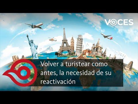 Volver a turistear como antes, la necesidad de su reactivación Marina San Martín