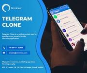 Telegram clone