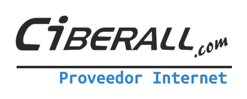Ciberall, The Internet Company Logo