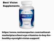 Vision Supplement