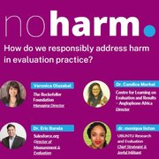 Responsibly addressing 'harm' in Evaluation