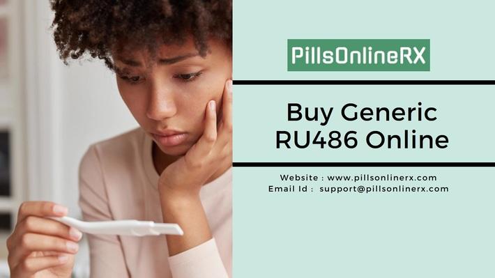 Buy Generic RU486 Online - Pillsonlinerx