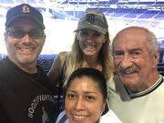 Loan Depot Park with Family- Miami Marlins