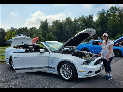 18th Annual Mustang Round Up and Ford Show Video 2